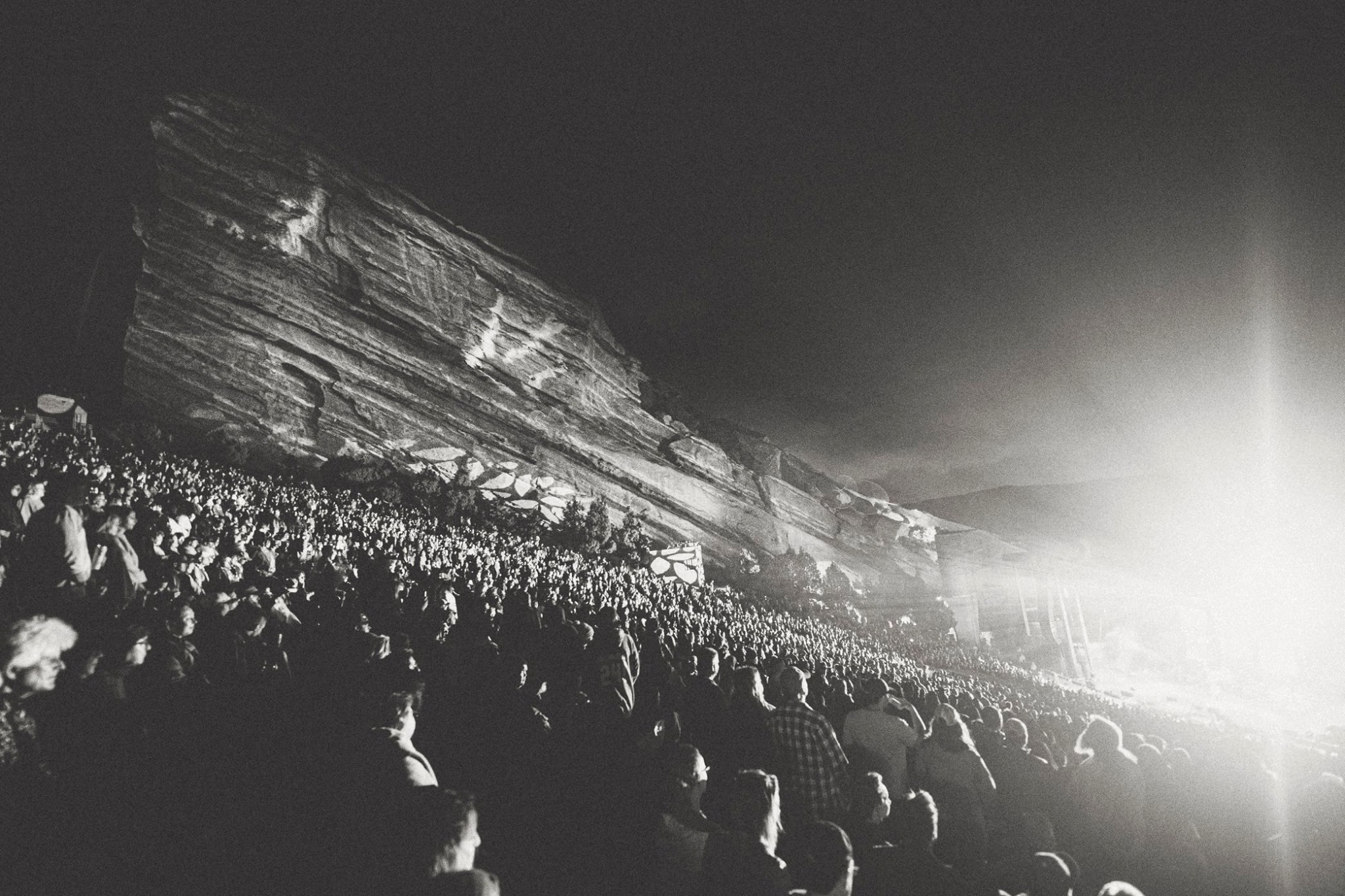 Thank you, Red Rocks!