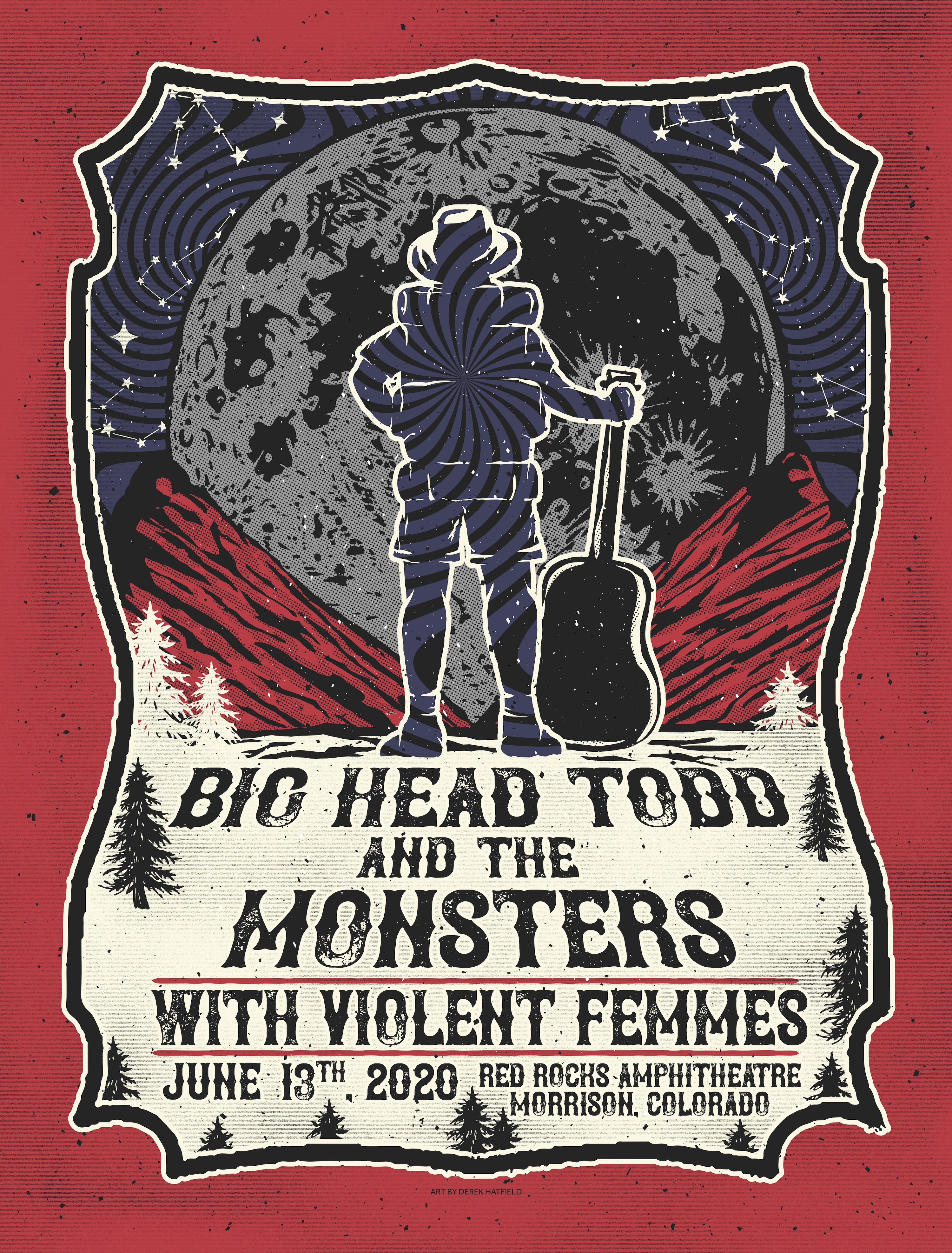 Just Announced: Red Rocks with Violent Femmes!