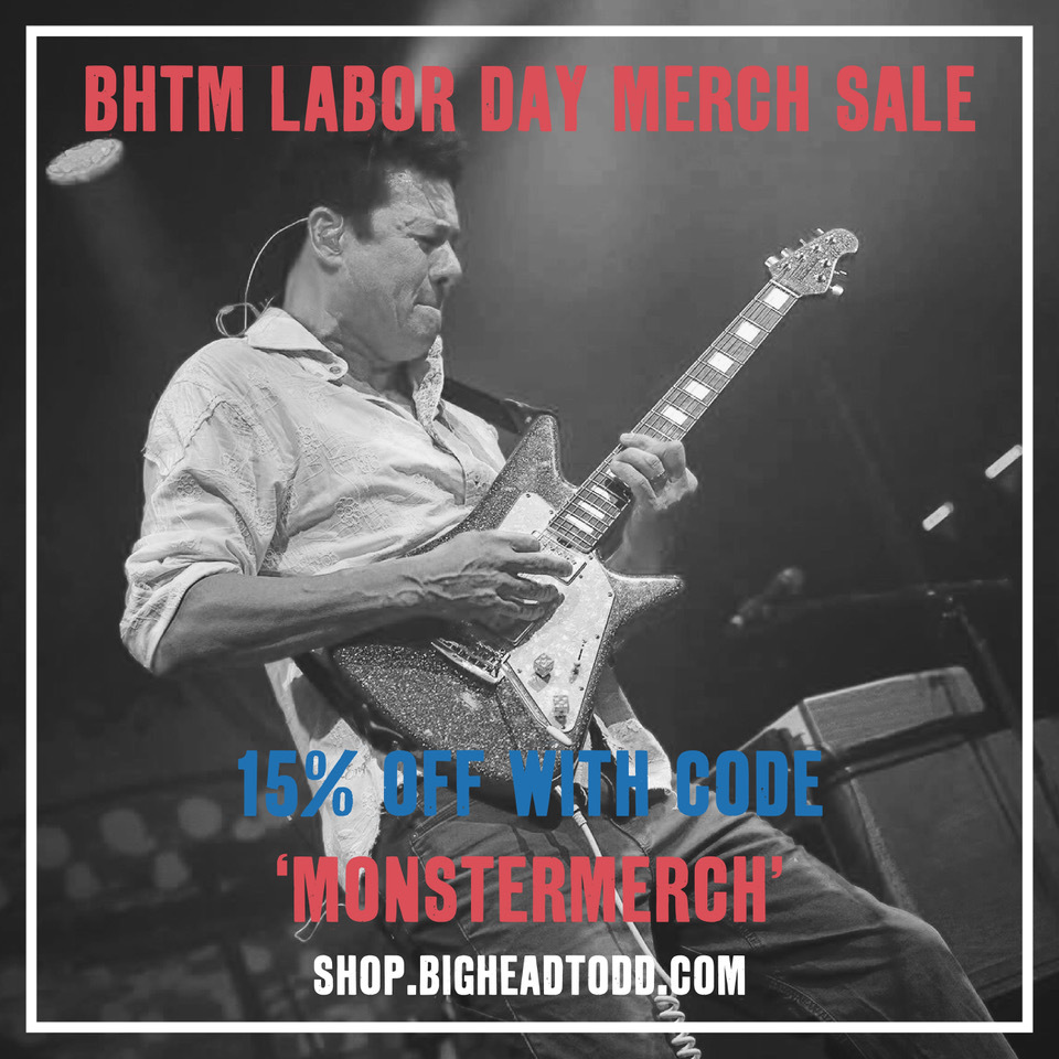 BHTM Labor Day Merch Sale
