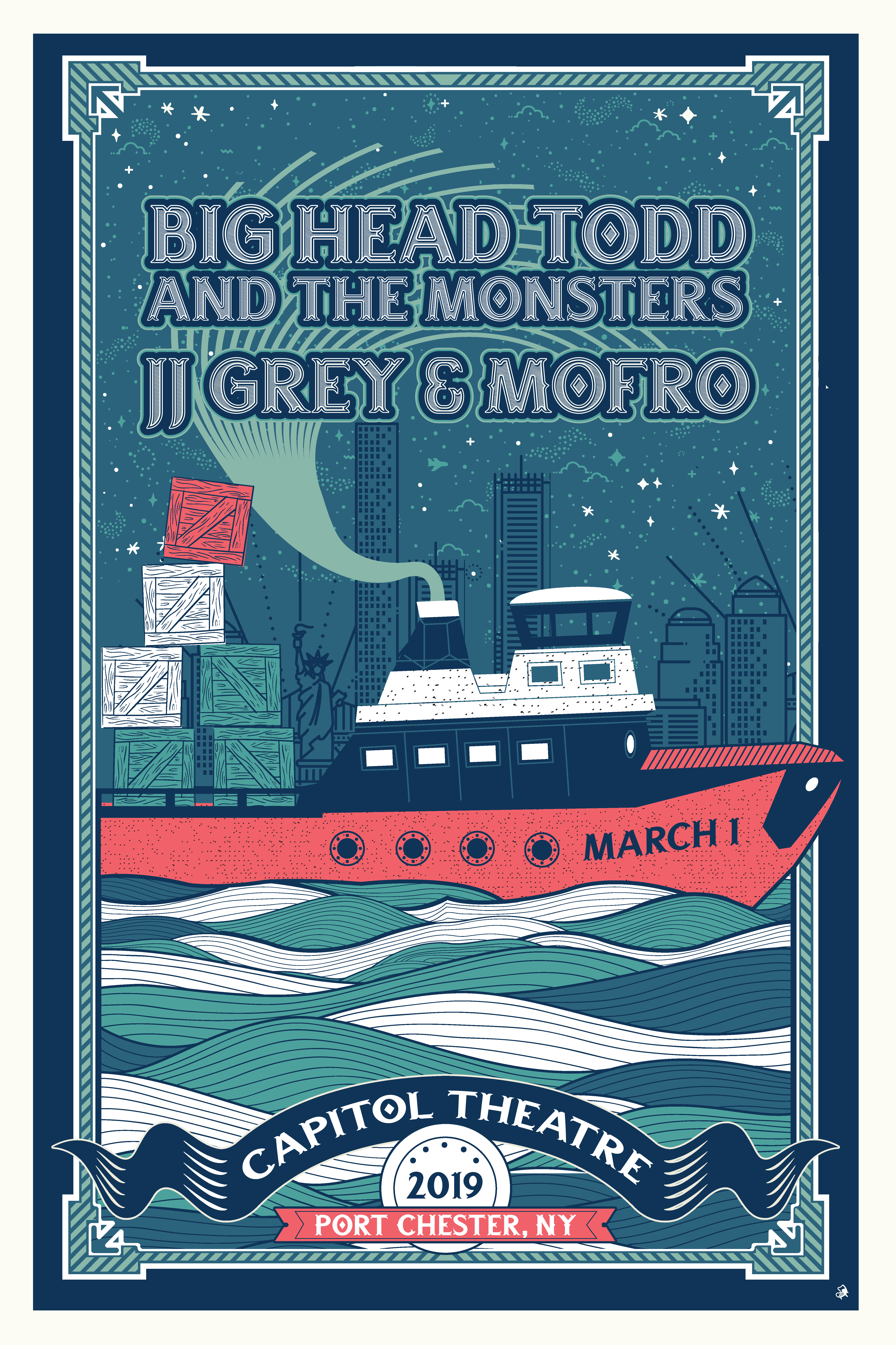 BHTM + JJ Grey & Mofro on Mar. 1!