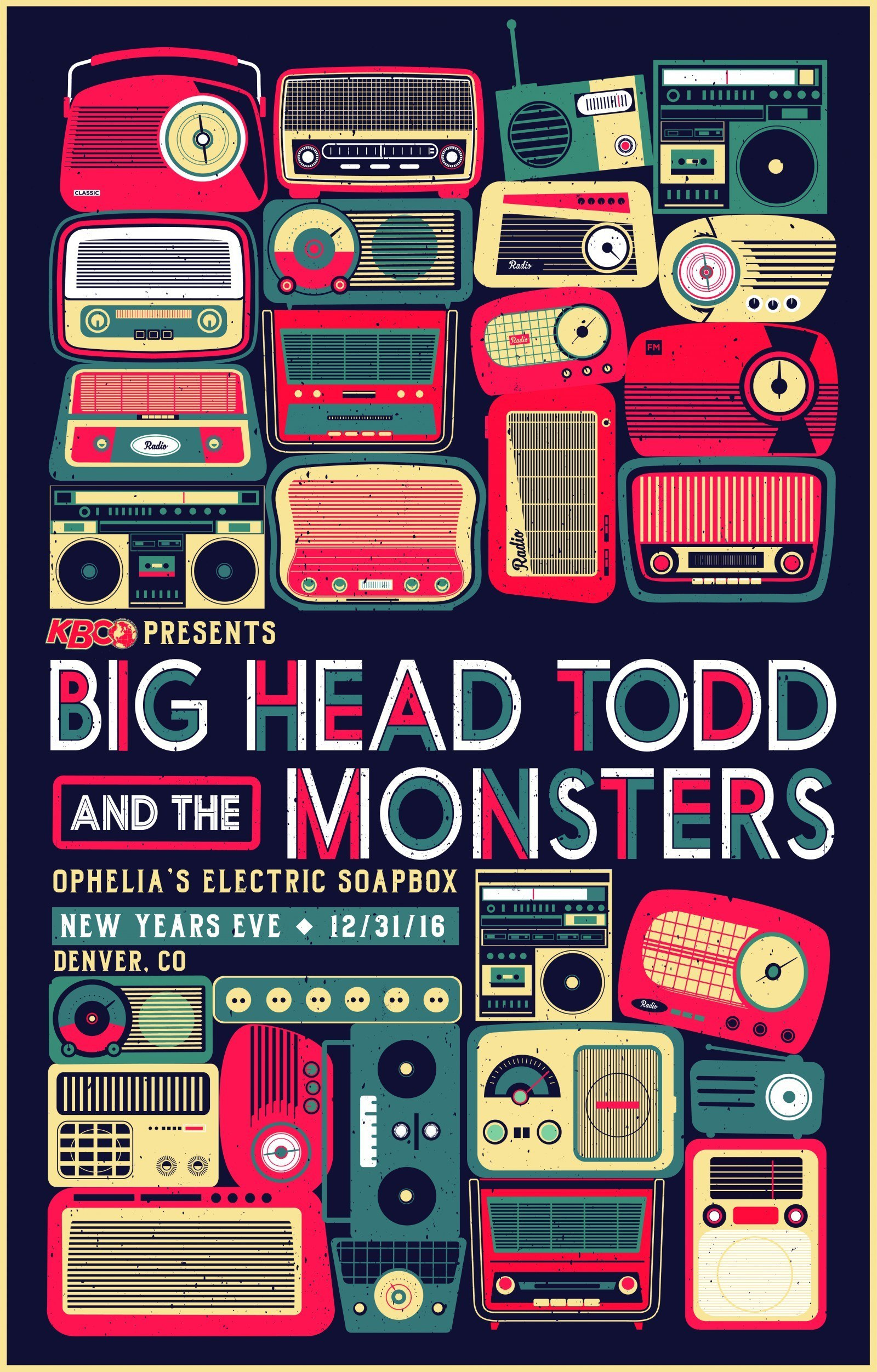 Big Head Todd & The Monsters NYE Fan Discount at Marriott Denver
