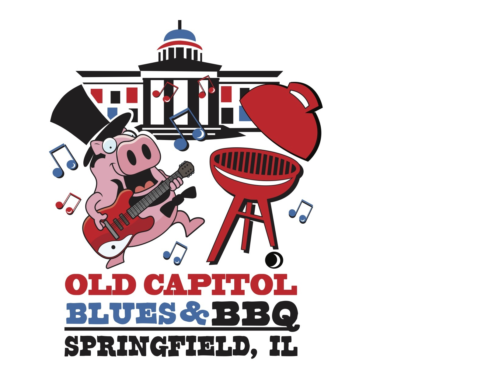 BHTM headed to Springfield, IL for Capitol Blues & BBQ!