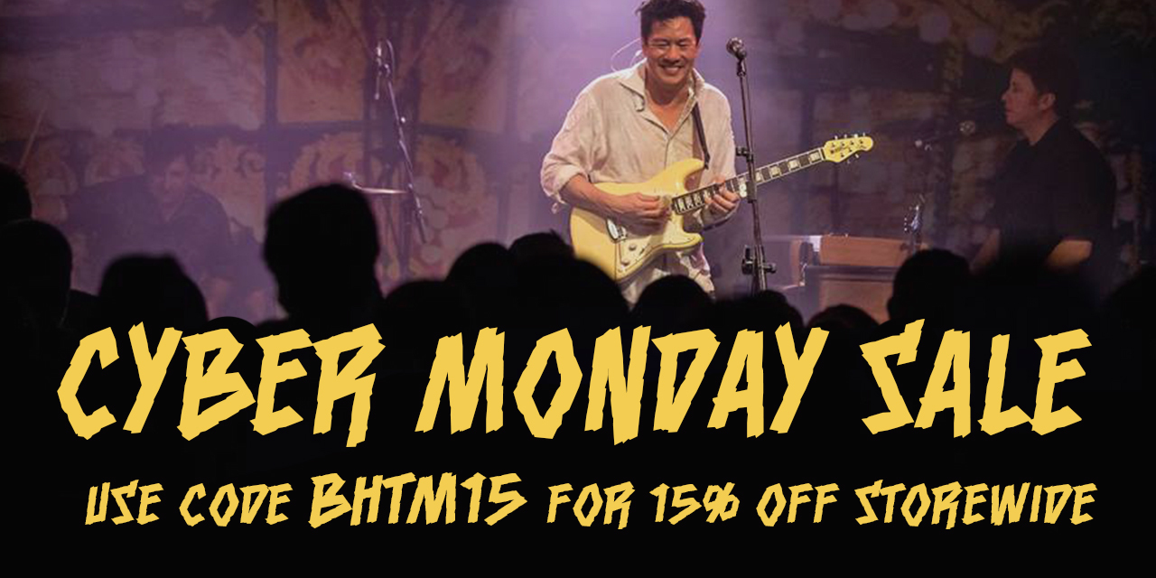 Cyber Monday Merch Sale!