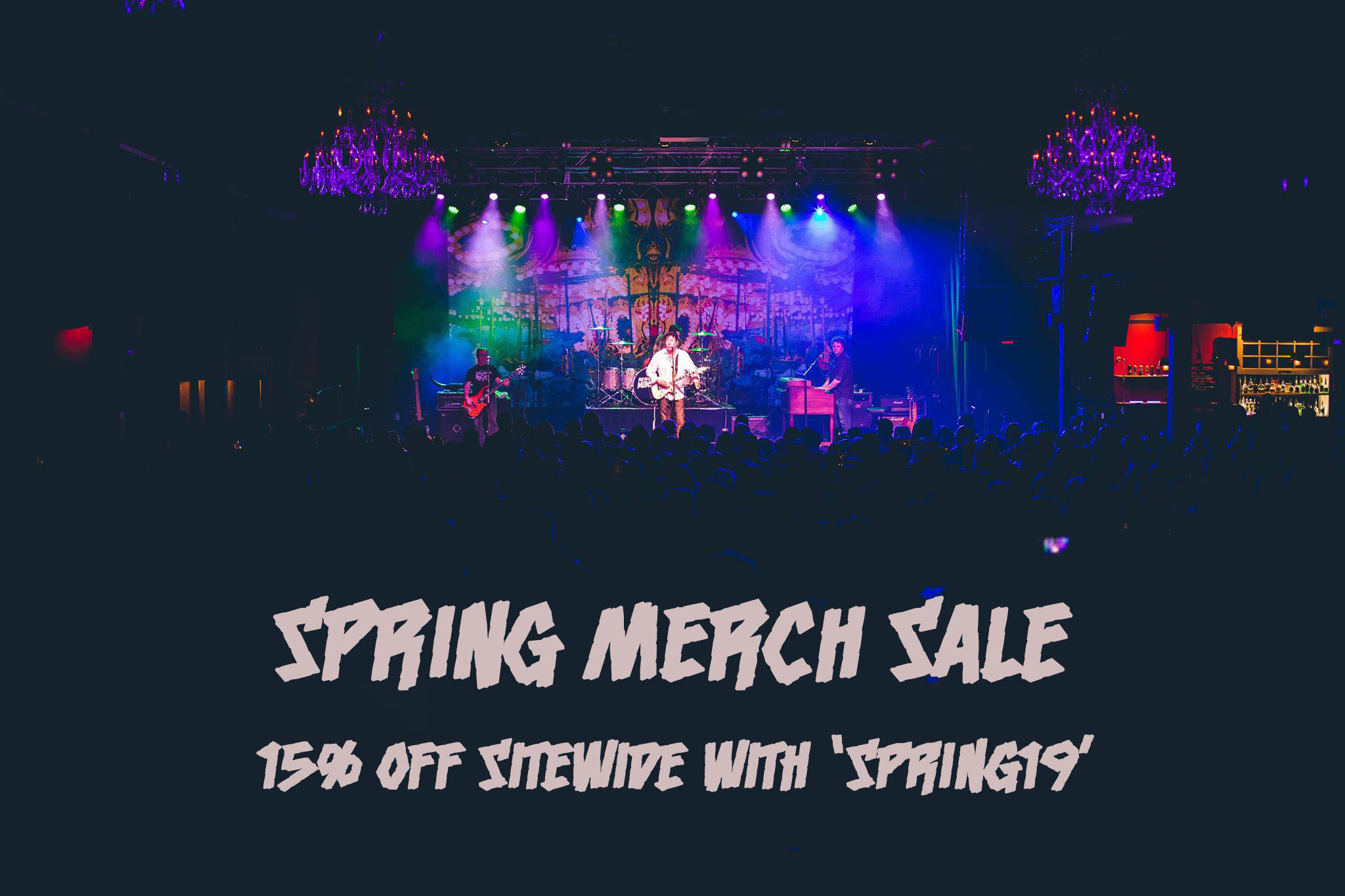 Spring Merch Sale: Gear Up For Summer!